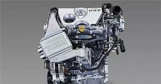 丰田汽车发动机