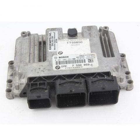 凯迪拉克全系列发动机电脑板ECU电路板控制模块行车电脑DME拆车件