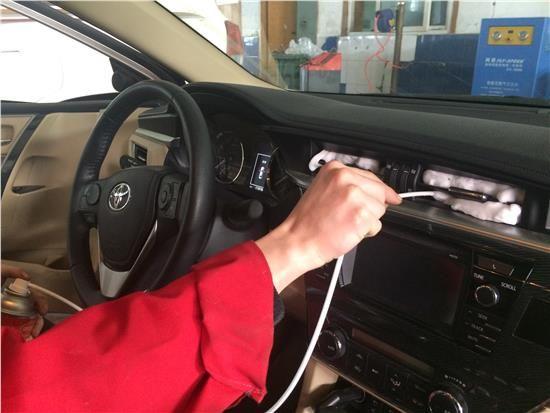 汽车空调系统清洗杀菌方法(附价格)