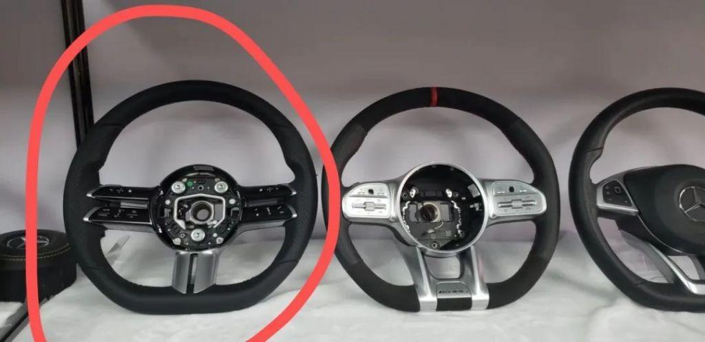是主机厂太快还是拆车厂太快?全新一代奔驰S级惊现X田已成零件