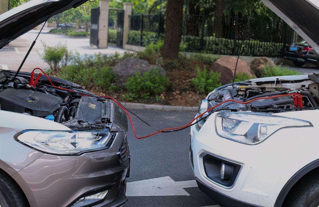 汽车电瓶没电了,无法启动怎么办呢?这五招收藏起来