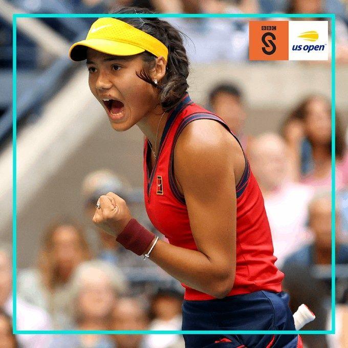 18岁华裔小将艾玛-拉杜卡努夺美网女单冠军,英国44年来首人