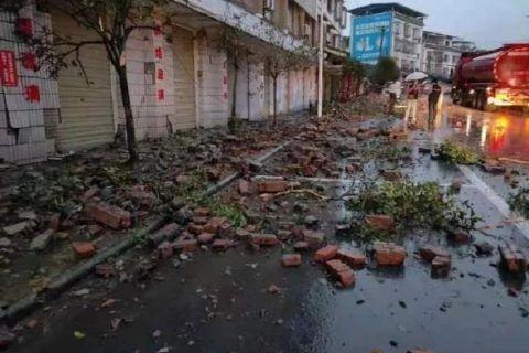四川泸县6级地震已致3死88伤
