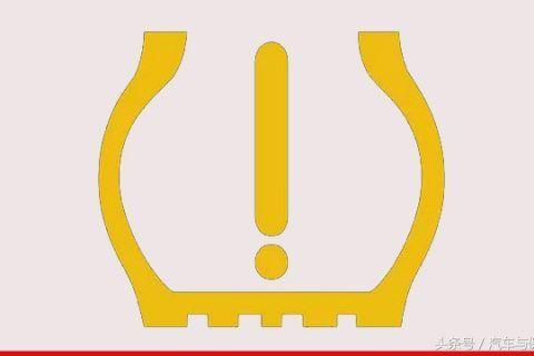 胎压监测指示灯亮了但是轮胎没问题
