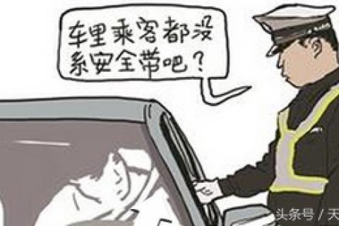 安全带扣多少分多少钱