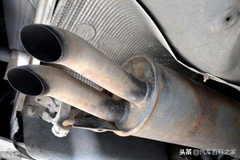 排气管生锈需要处理吗