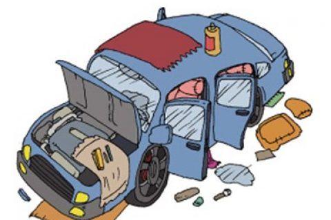 汽车平衡杆胶套坏了有什么症状