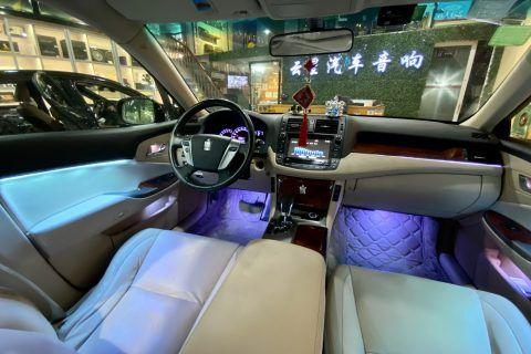 汽车内饰氛围灯改装多少钱